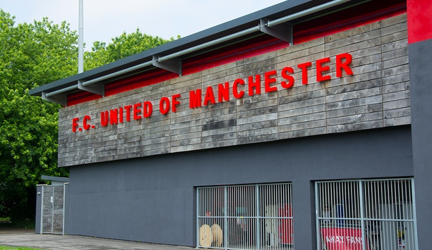 COP Security Assists With F.C. United Of Manchester Security System Upgrade