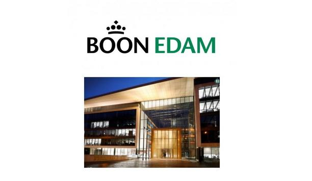 Ferrero Rocher Outfits New Global Headquarters In Luxembourg With Custom Golden Boon Edam TQA Automatic Revolving Door
