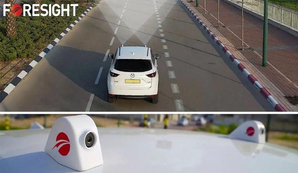 FLIR Foresight ADAS/AV Thermal Camera Auto Calibration Enables Accurate 3D Perception Day Or Night