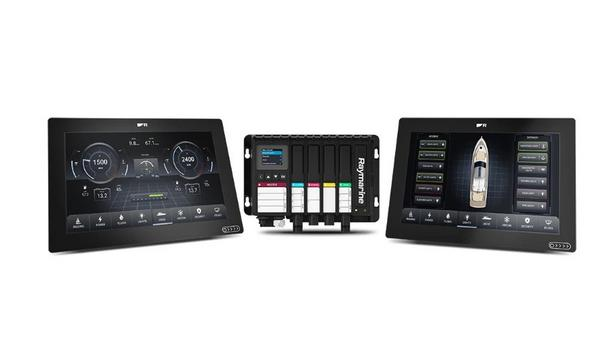 FLIR Systems Unveil Raymarine YachtSense Advanced Digital Control System That Offers Total Command And Awareness Of Vessel Electrical Systems
