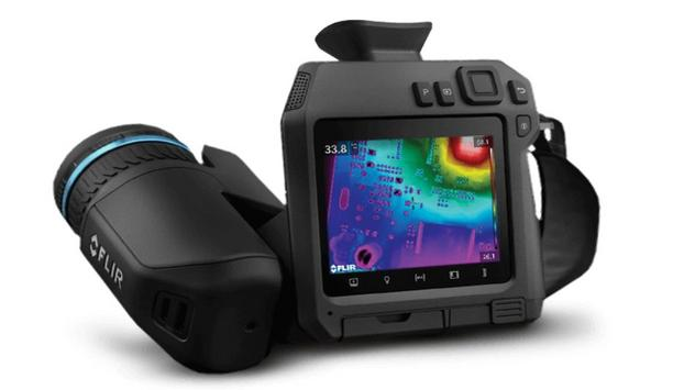 FLIR T865 Joins T-Series Family With Improved Accuracy For Condition Monitoring And Science Applications