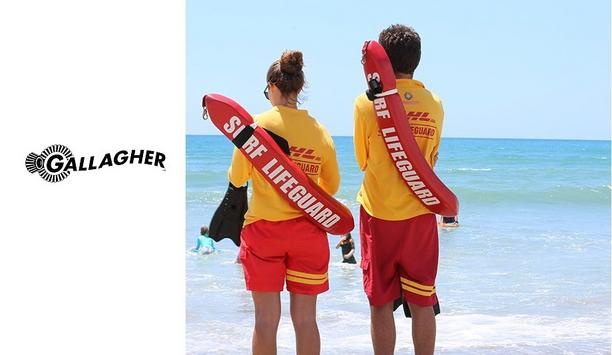 Gallagher Security Equipment Installed At Waihi Beach Lifeguard Services