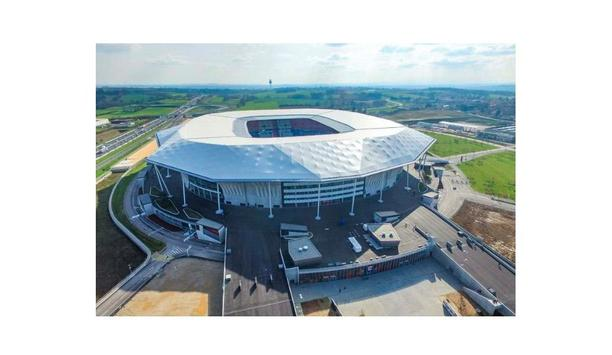 Genetec Provides Security Center With The Omnicast Video Surveillance Solution At The Groupama Stadium In France