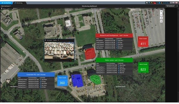 Genetec To Showcase A New Version Of Security Centre With Enhanced Security Features At ISC West 2019