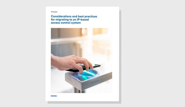 Genetec's White Paper Details How To Migrate To An IP-based Access Control System