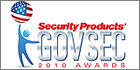 GovSec Awards Honours Axis Communications For The Outstanding Product In IP Video Category