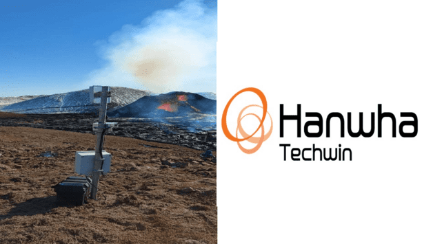 Hanwha's Wisenet Camera Captures Live Images Of Volcano Eruption