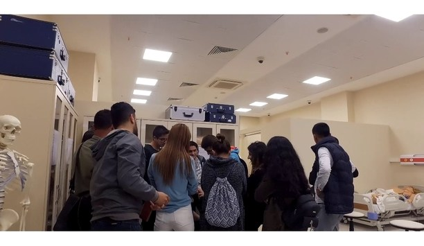 Hanwha Techwin's Wisenet cameras installed at Beykent University to support medical students' education
