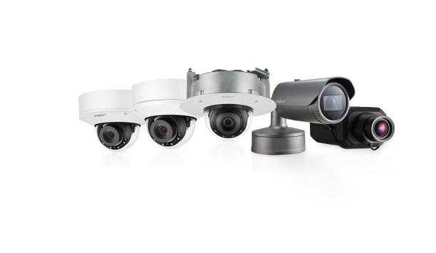 Hanwha Techwin Unveils Five New Models Of P Series HD AI Cameras