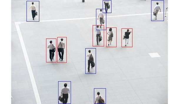 Hanwha Techwin Announces AI Deep Learning-Based Video Analytics Social Distance Measuring Application