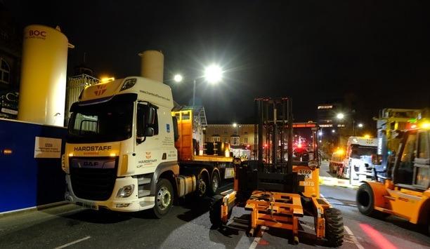 Hardstaff Barriers Install Hostile Vehicle Mitigation System At Harrogate's Nightingale Hospital In North Yorkshire