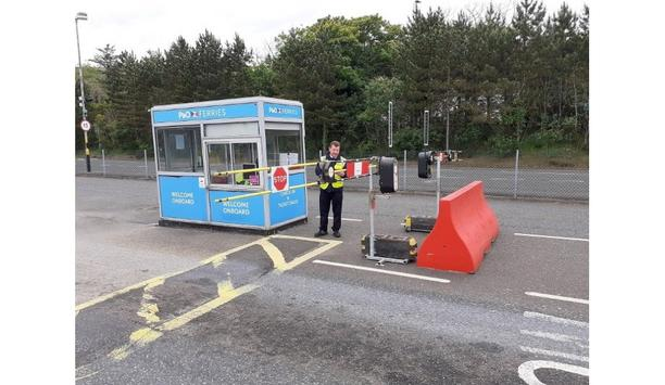 G4S Secure Solutions Install Hardstaff Barriers' Remote-Controlled SentriGates At Scottish Ferry Terminal For Staff And Passengers
