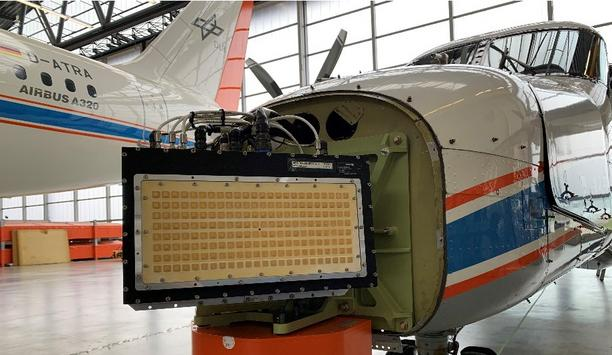 HENSOLDT's Collision Warning System For Drones Ready For Take-Off