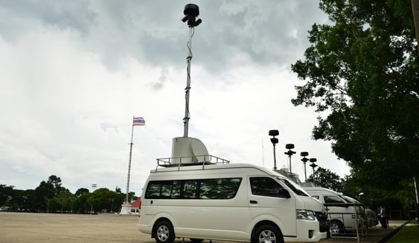 HENSOLDT Equips Royal Thai Police With Single Mast Solution Ground Surveillance Radar Solution