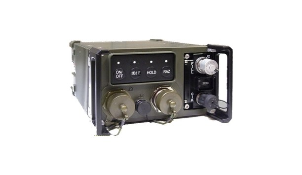 HENSOLDT Delivers IFF Interrogator For Air Defense Applications To French Armed Forces