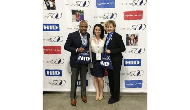 HID Global Sponsors Initiative To Supply Care Packs At ISC West