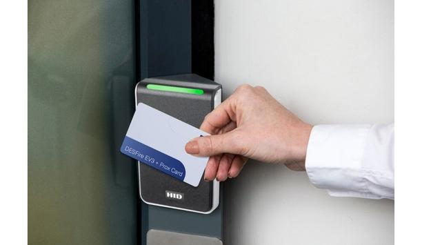 HID Global Expands Physical Access Control Credential Choice With MIFARE DESFire Product-based Credential