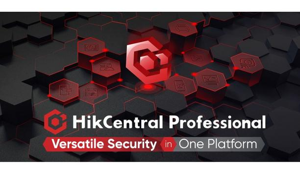 Hikvision's HikCentral Professional Platform Centralized Video And Access Control System Management