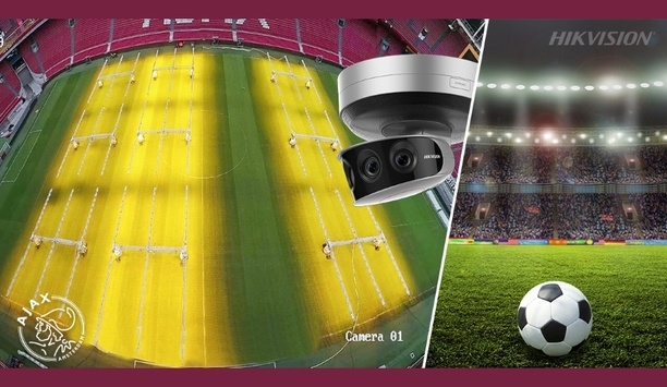 Hikvision Provides Camera Technology To Monitor Football Matches At Ajax Club