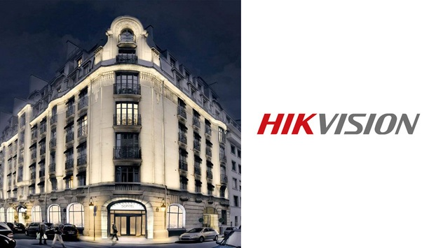 Hikvision's Vandal-proof Network Dome Camera Secures SOFITEL Arc De Triomphe Hotel In Paris