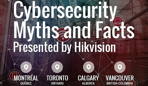 Hikvision's Cyber Security Road Show To Feature Interactive Security Education