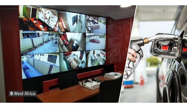 Hikvision Delivers High-end IP Video Security Solution To Secure Total Ghana's Service Stations, Facilities And Employees