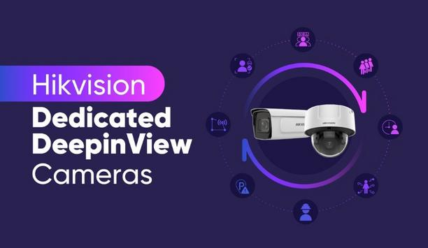 Hikvision Unveils New Dedicated Subseries Addition To Its DeepinView Camera Line
