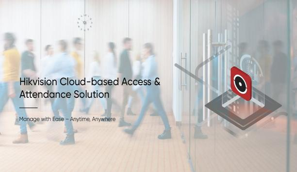 Hikvision Launches Integrated, Cloud-Based Access And Attendance Solution