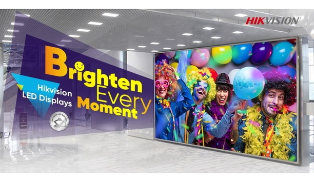 Hikvision Introduces A Range Of Seamless, High-definition And Customizable LED Display Product Line
