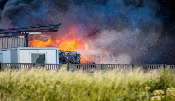 Hikvision's Cameras Employed To Prevent Waste Fires