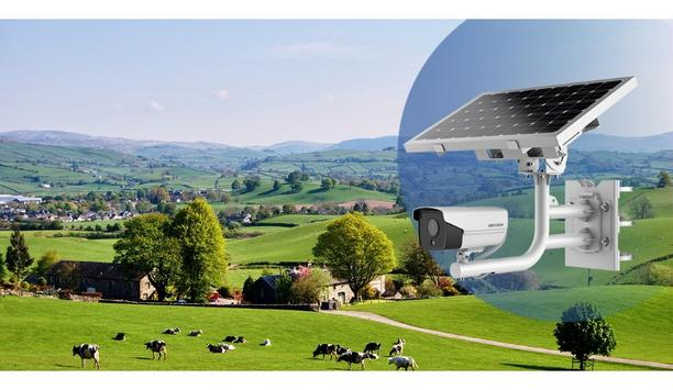 Hikvision's Solar-Powered Security Camera Setup Enhances Security At Remote Sites And Operations
