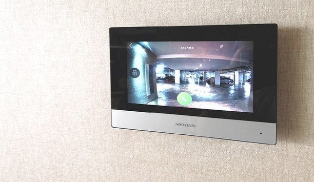 Singapore RiverGate Condominium Switches From Analog System To Hikvision's Two Wire IP Video Intercom System