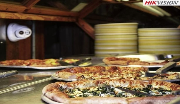 Hikvision Enhances Operational Capability And Efficiency At Spinner's Pizza, NC
