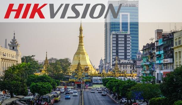 Hikvision Traffic Management Solution Ensures Safe Vehicle Flow In Yangon, Myanmar