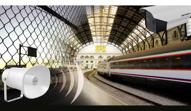 Hikvision Showcases Video & Audio Convergence Solution With Real-Time Intrusion Deterrent Functionality