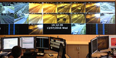 Eyevis Slim Cube Technology Helps Prevent Traffic Congestion At Hindhead Tunnel, UK