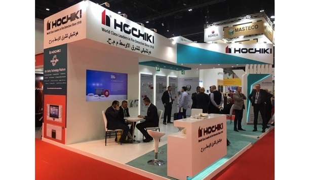 Hochiki Middle East Exhibit A Range Of Intelligent Life Safety Systems At INTERSEC 2020