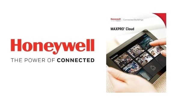 HONEYWELL's New MAXPRO Cloud Integrated Security Platform Designed Specifically For SMB Customers