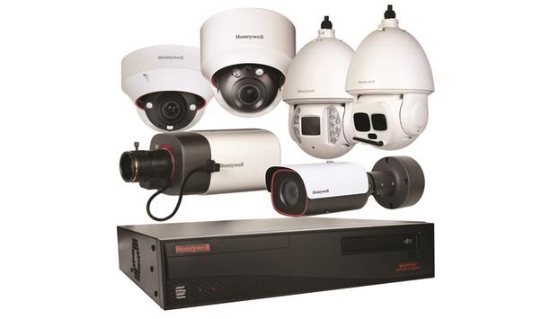 Honeywell Announces Key Enhancements To Video Surveillance Portfolio