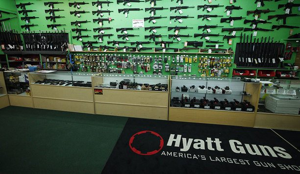 3xLOGIC Thermal Cameras Secure Largest Gun Speciality Store In The US