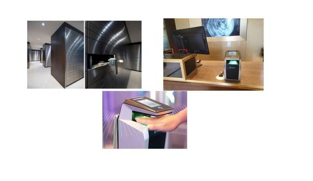 Sharps Pixley Provides A Contactless Biometric Authentication  To Safe Deposit Customers With IDEMIA's MorphoWave