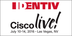 Identiv To Showcase Networked Physical Access Solution At Cisco Live! Las Vegas