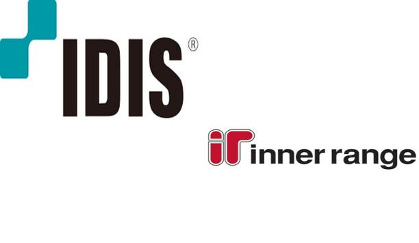 IDIS And Inner Range Tech Partnership Expands Integration Options For Enterprise Sites