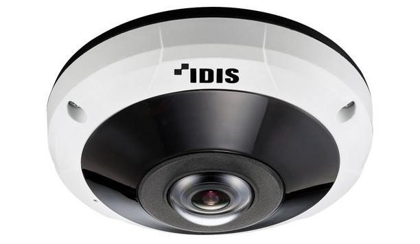 IDIS Announces That Their 12MP IR Super Fisheye Camera Is Now NDAA Compliant And Available Everywhere