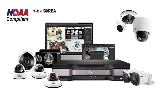 IDIS Extends Choice Of NDAA-Compliant Cameras With High-Definition Launches