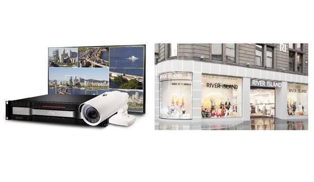 IDIS' DirectIP HD Surveillance Solution Safeguards River Island Retail Stores