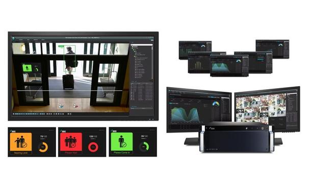 IDIS Supports Straightforward Return-To-Work Steps With The New AI Box DV-2232 For COVID-19