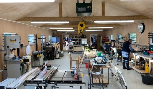 IDIS Provides Video Solution For Men's Shed Group To Support 'Create A Better World' Campaign
