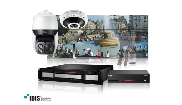 IDIS Enhances Video Surveillance System At Carrefour With The Solution Suite VMS