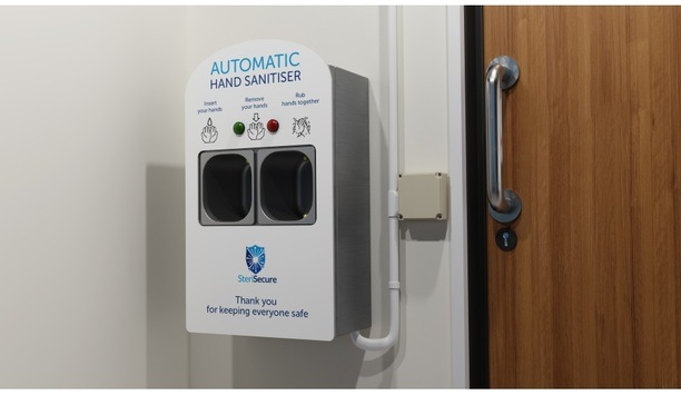 InfectProtect Unveils SteriSecure, An Access Security Device Which Locks The Door On Viruses